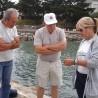 Animation pêche avec Sylvie Arnould-Beillard le 17 juillet au port.