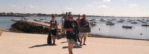 Article sur résultats concours de pêche du mouillage de Merquel, le dimanche 07 août 2016