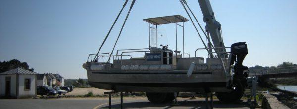 Mise en service de la navette – Horaires de la saison